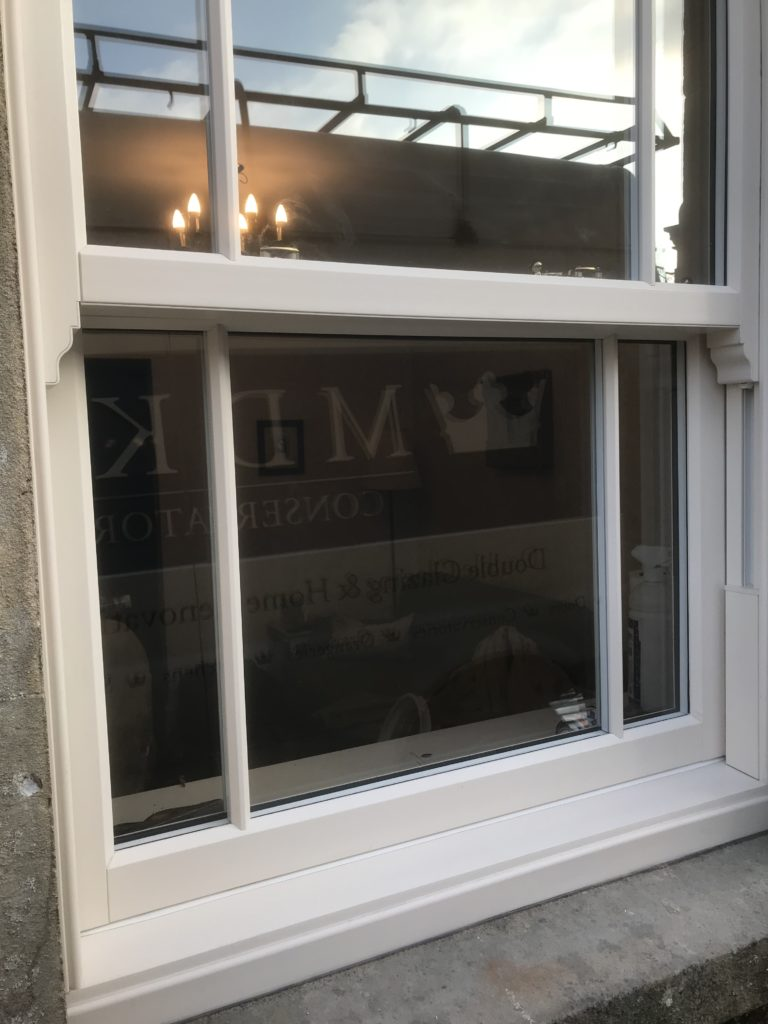 Double Glazed Sash WIndows Chippenham