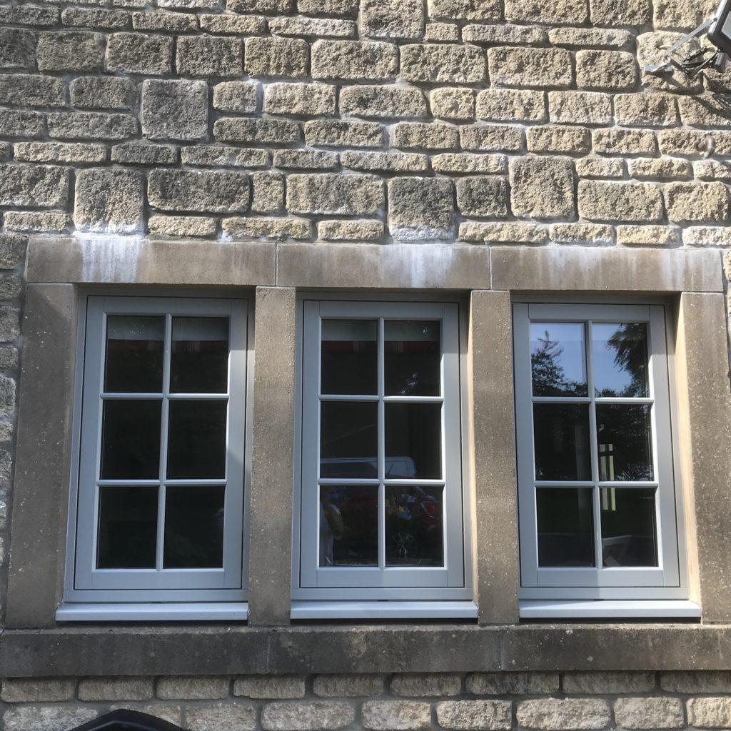 Three new windows Chippenham